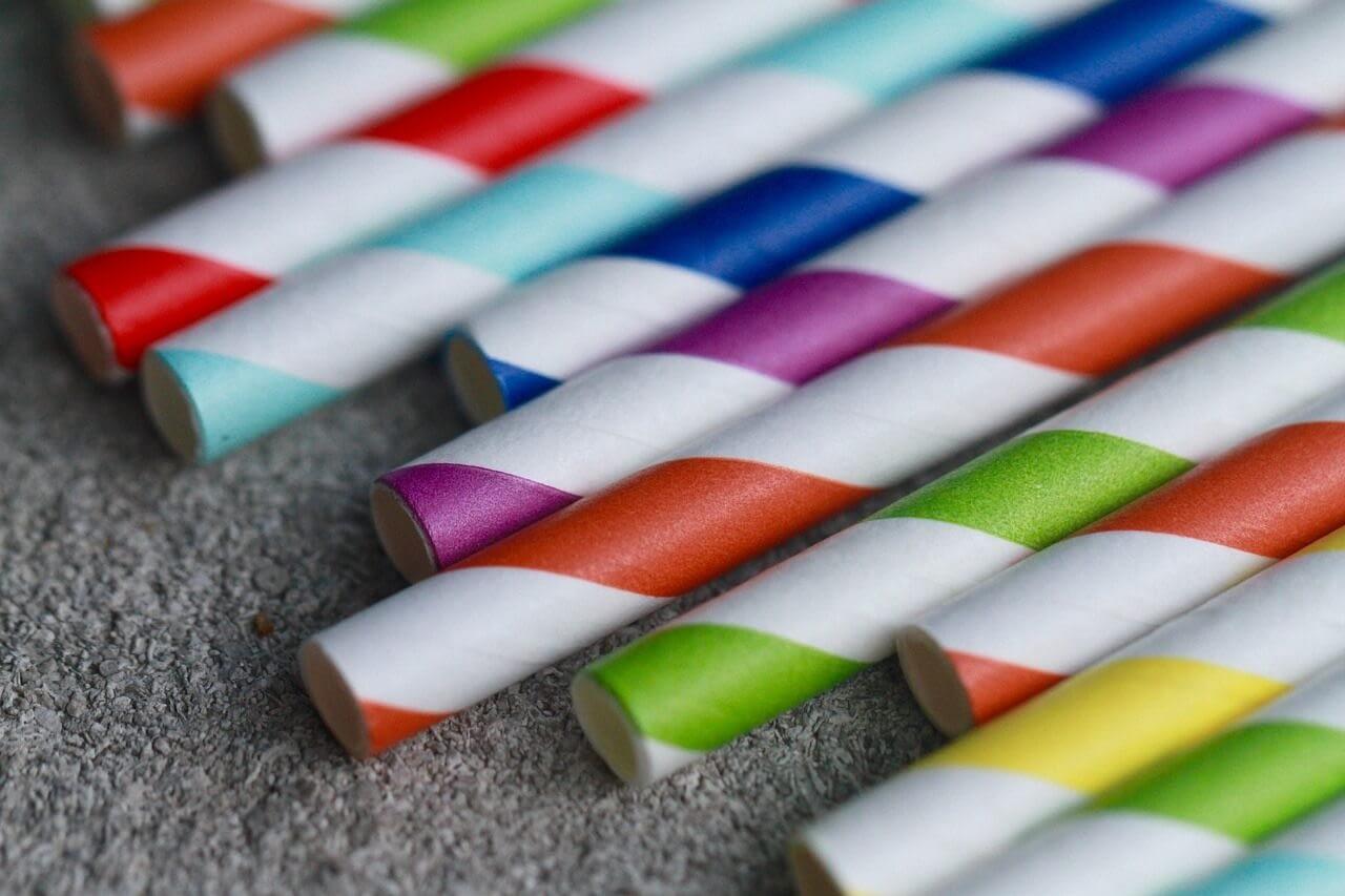 Papirne slamke