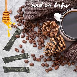 Reklamni med za kafu
